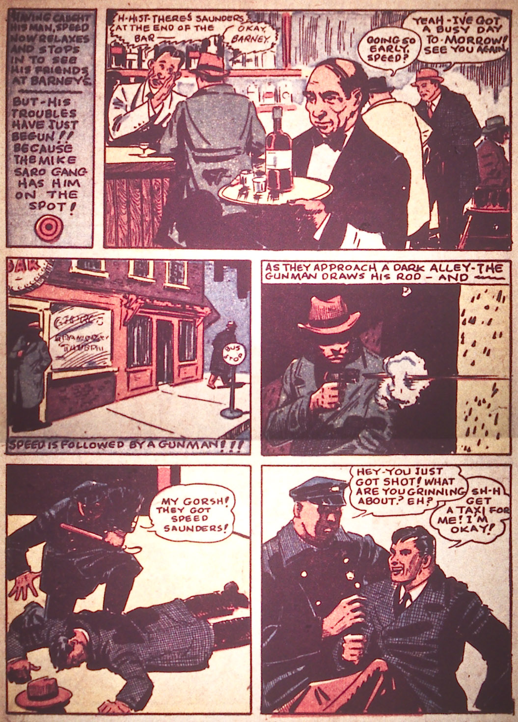 Detective Comics (1937) 13 Page 4