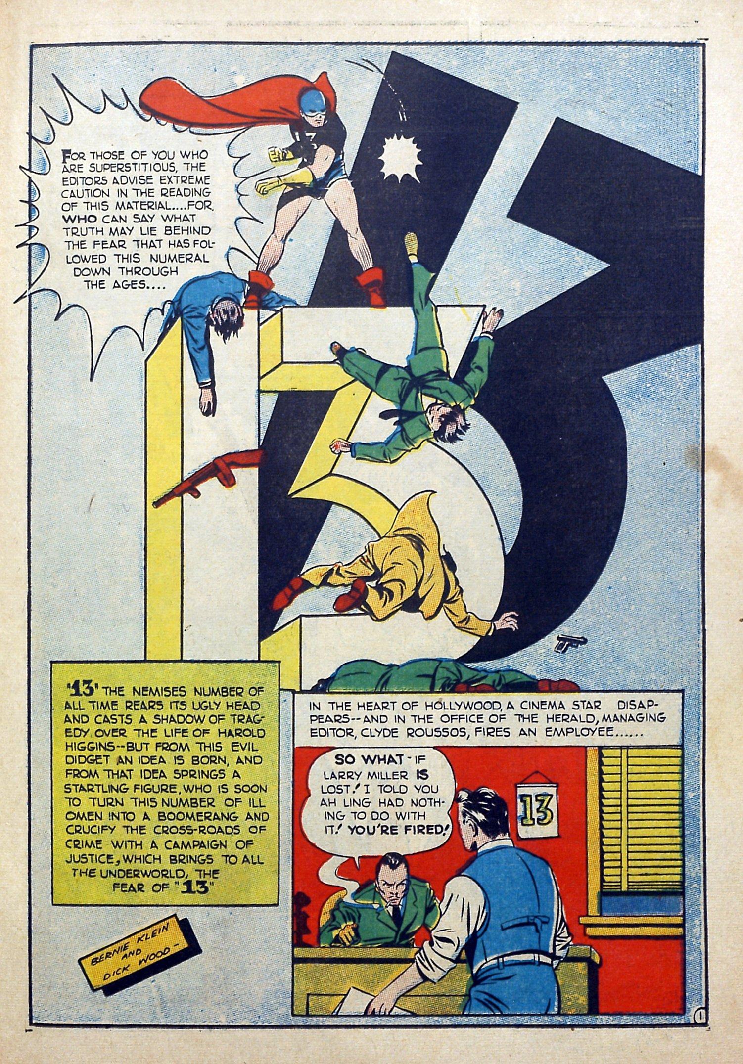 Daredevil (1941) issue 3 - Page 21