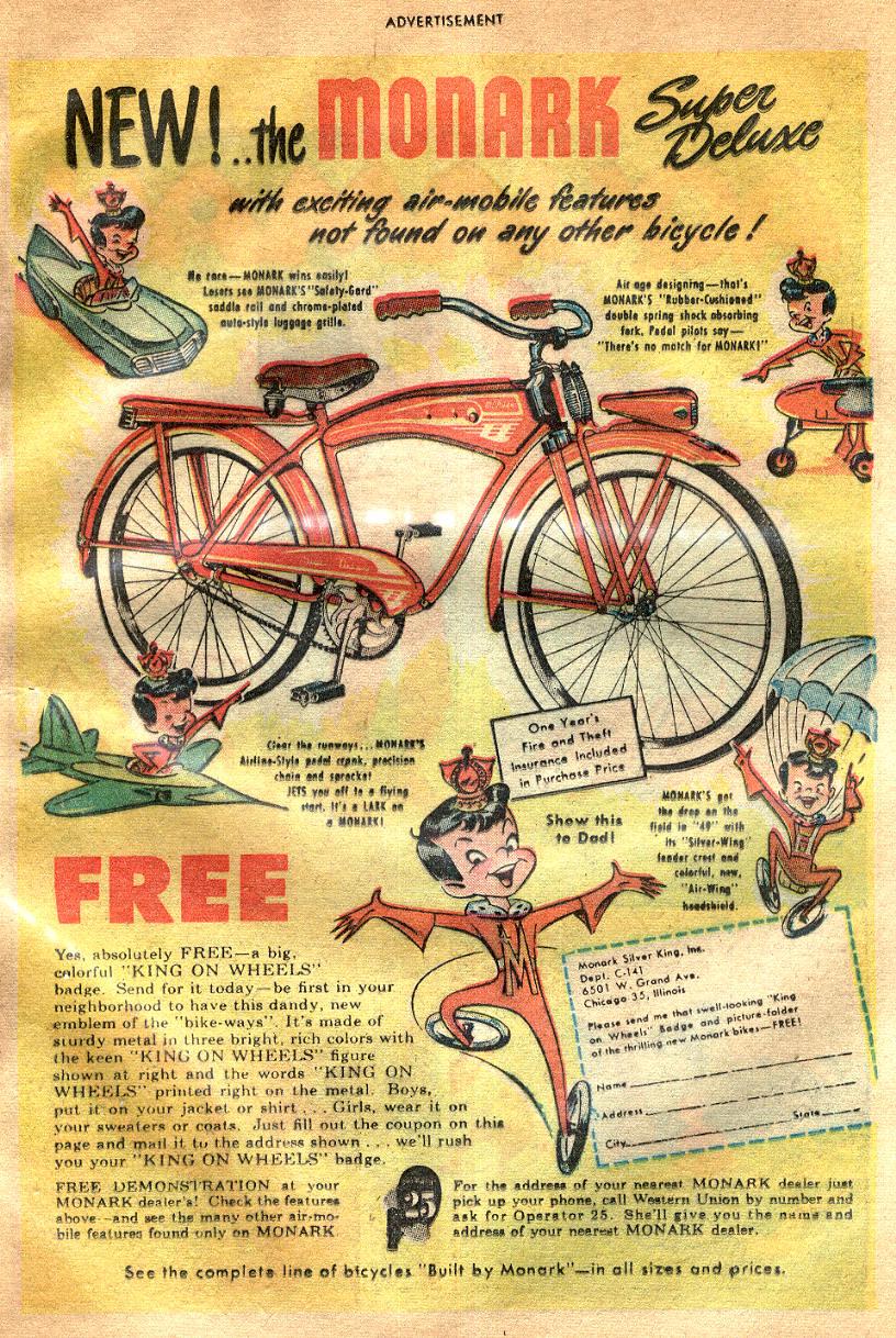 Read online Adventure Comics (1938) comic -  Issue #145 - 34
