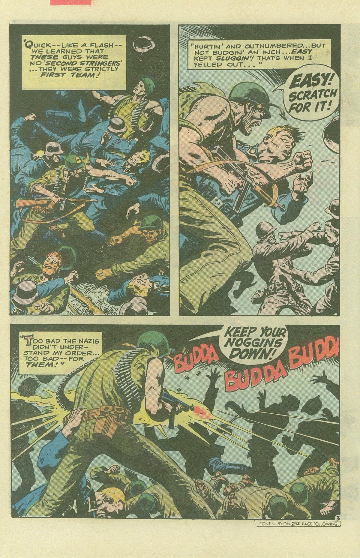 Read online Sgt. Rock comic -  Issue #396 - 19