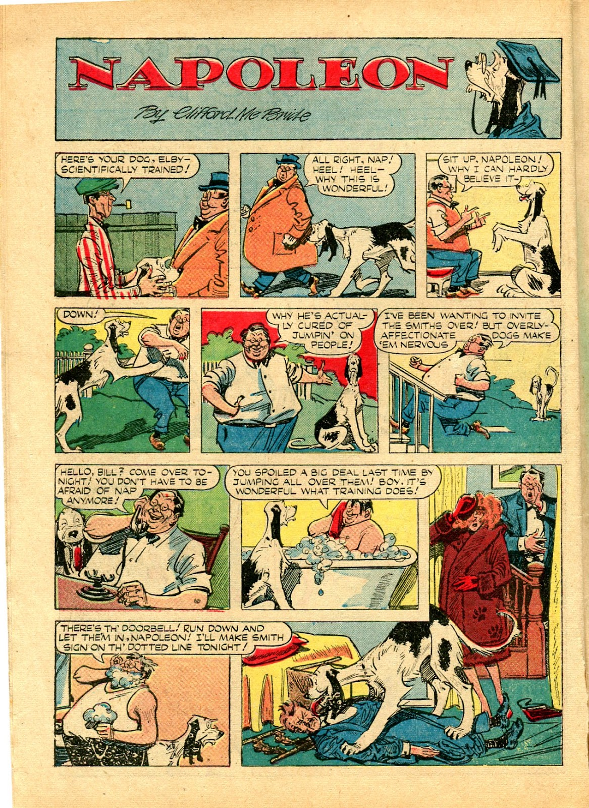 Read online Famous Funnies comic -  Issue #102 - 18