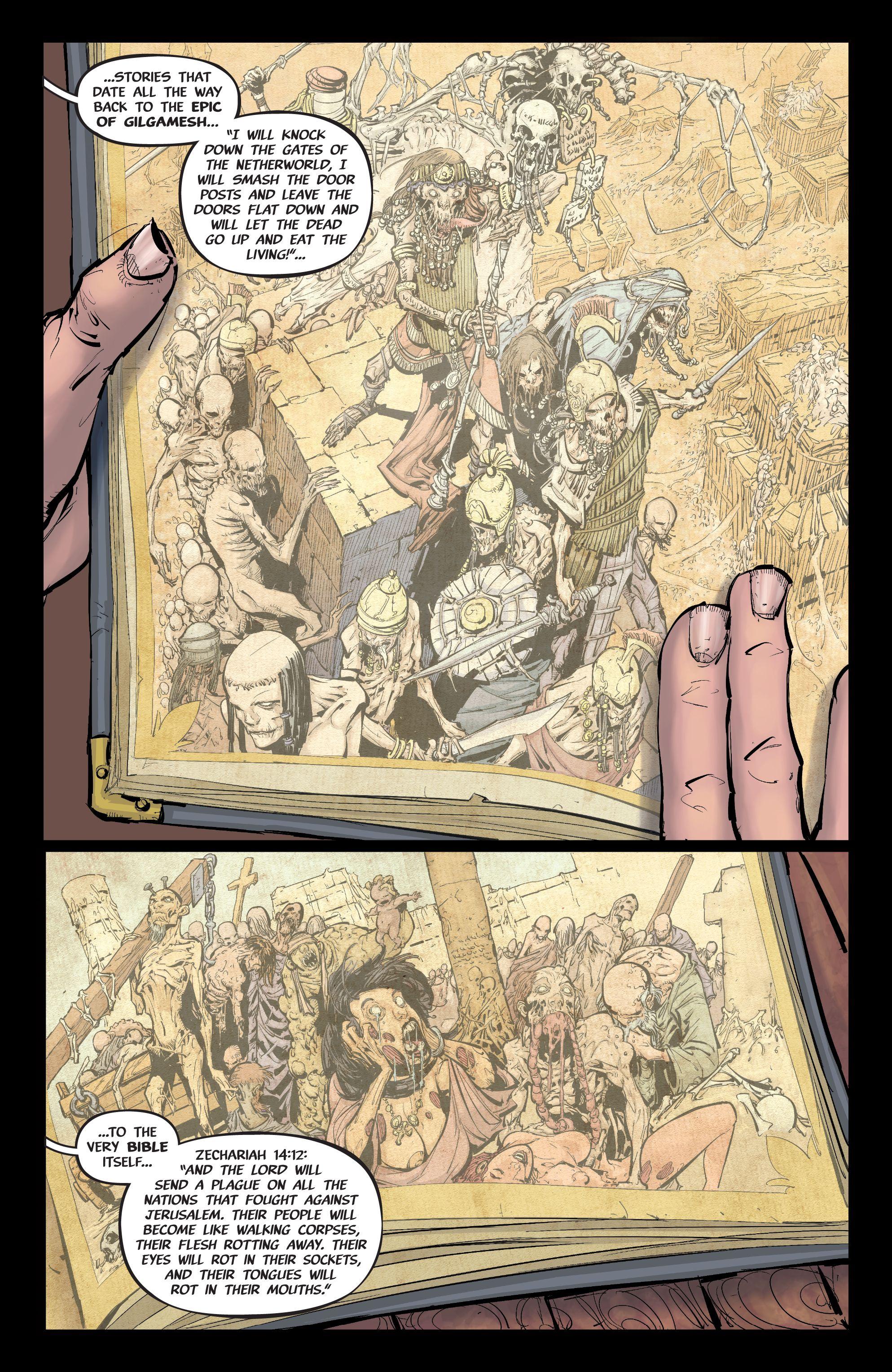 Read online Pestilence comic -  Issue #2 - 10