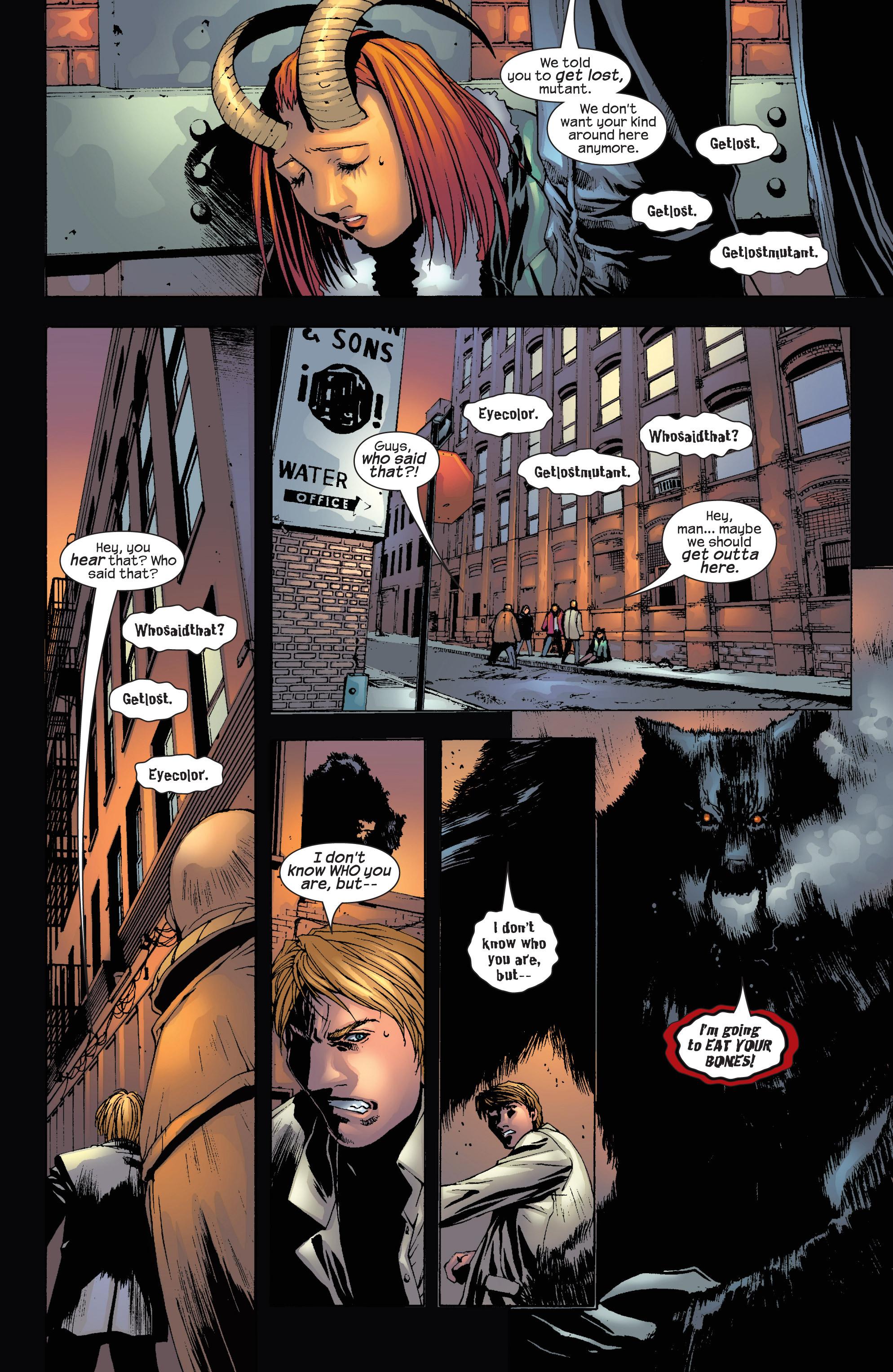 Read online Uncanny X-Men (1963) comic -  Issue #417 - 5