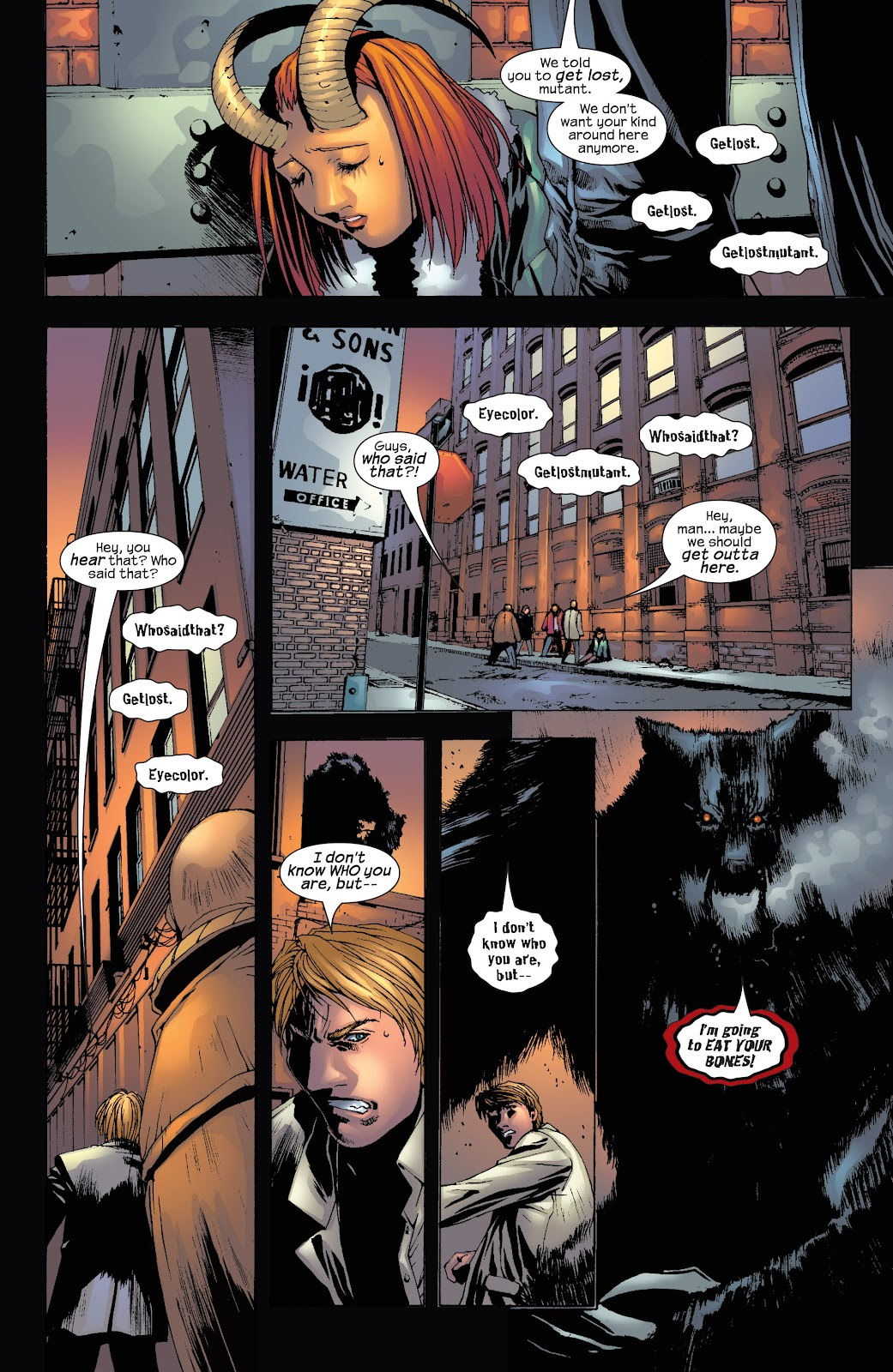 Uncanny X-Men (1963) issue 417 - Page 5