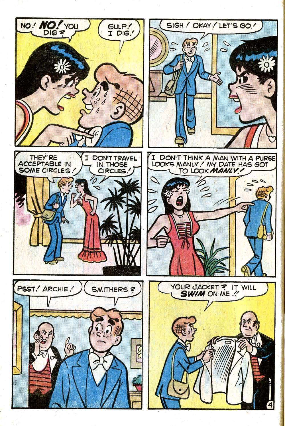Read online Archie (1960) comic -  Issue #269 - 32
