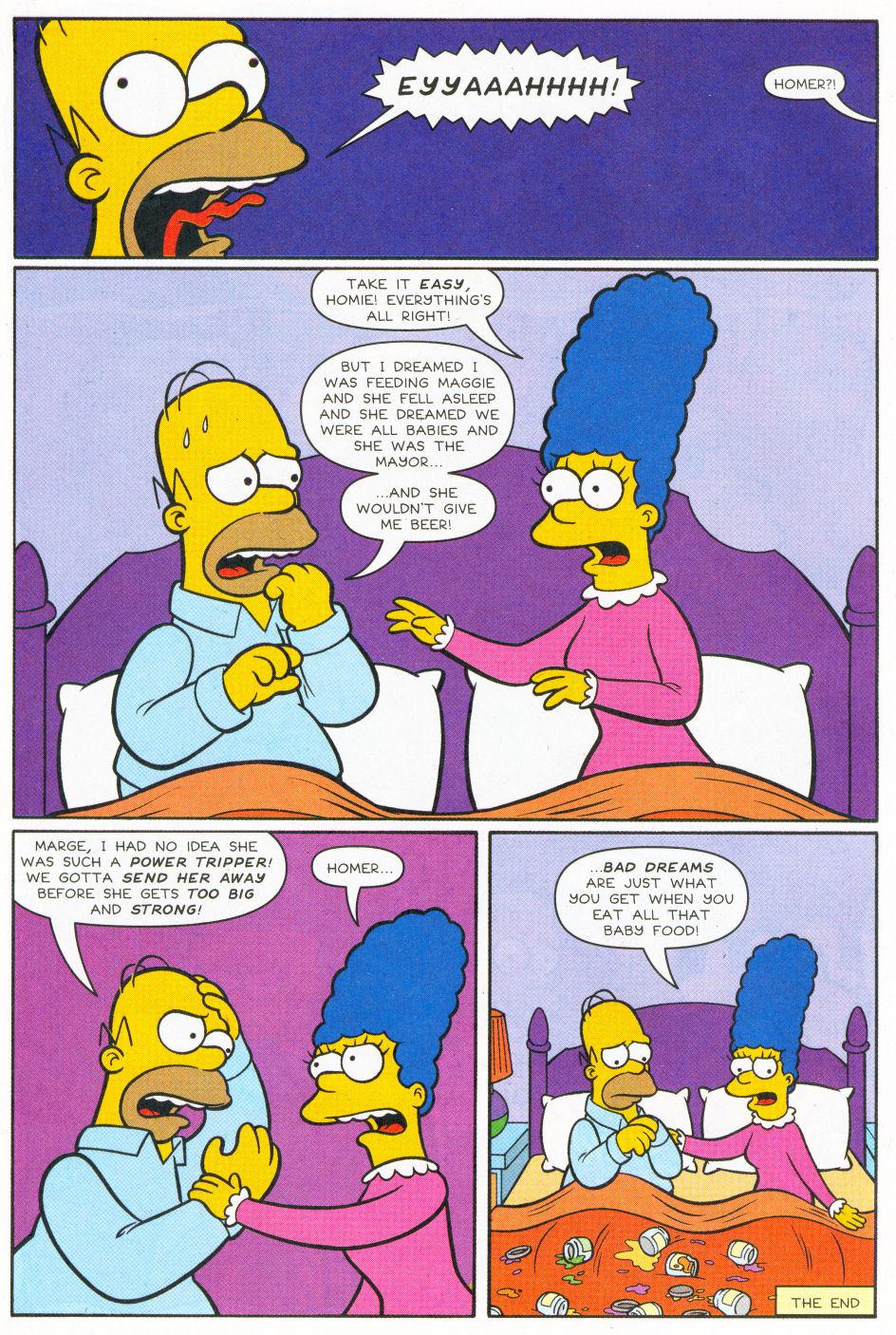 Read online Simpsons Comics Presents Bart Simpson comic -  Issue #26 - 22