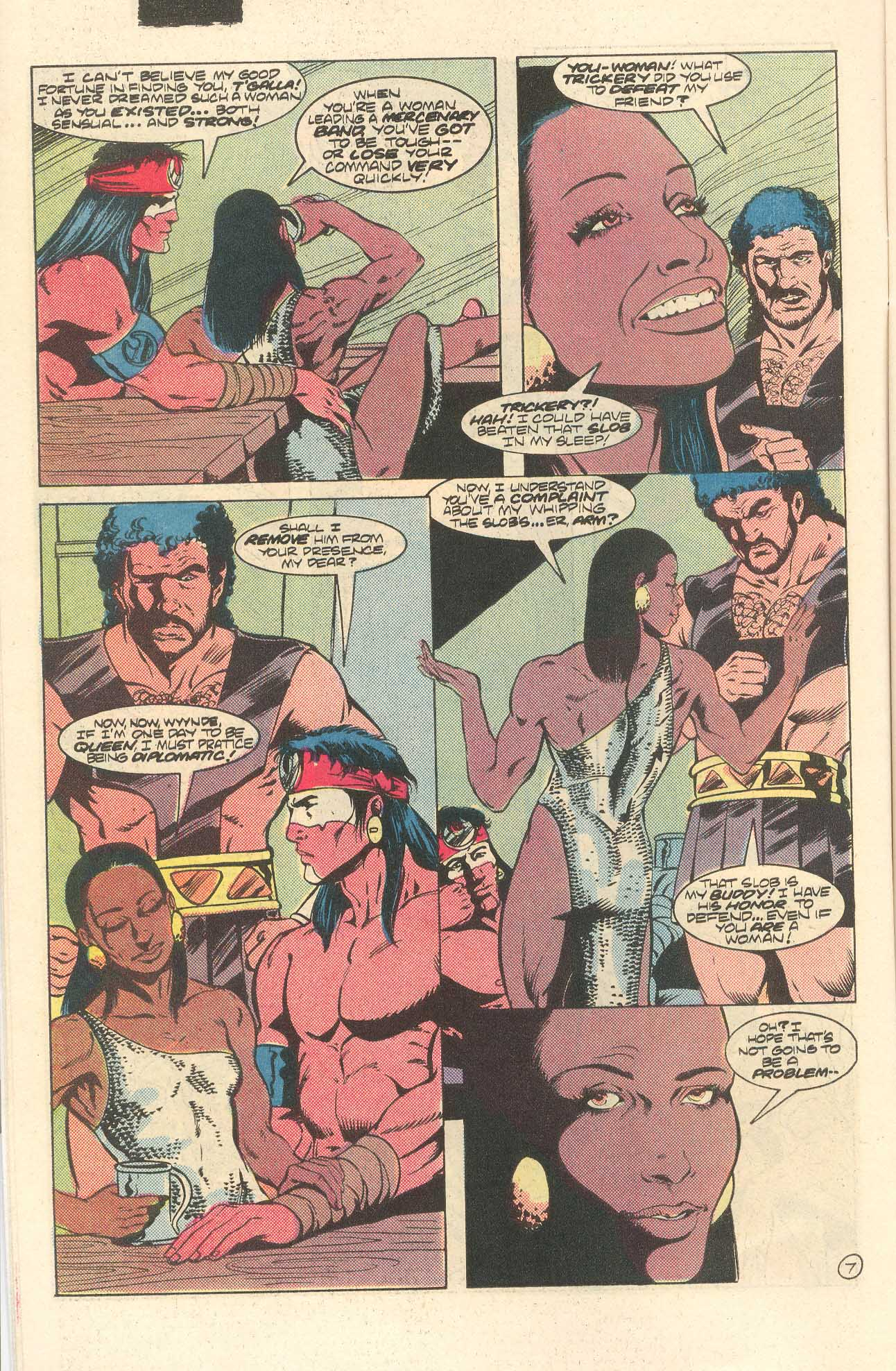 Read online Arion, Lord of Atlantis comic -  Issue #35 - 8