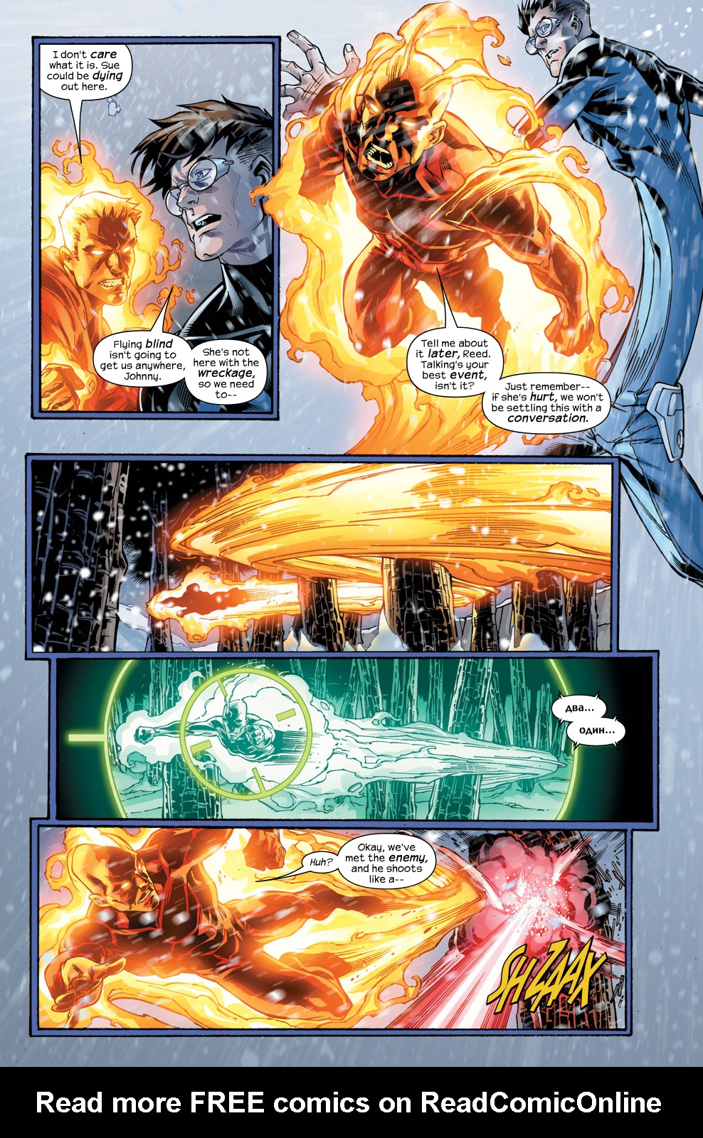 Read online Ultimate Fantastic Four (2004) comic -  Issue #48 - 4