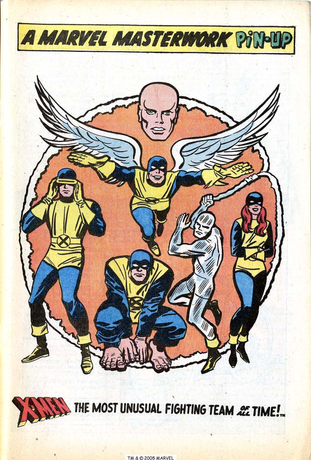 Read online Uncanny X-Men (1963) comic -  Issue #74 - 33