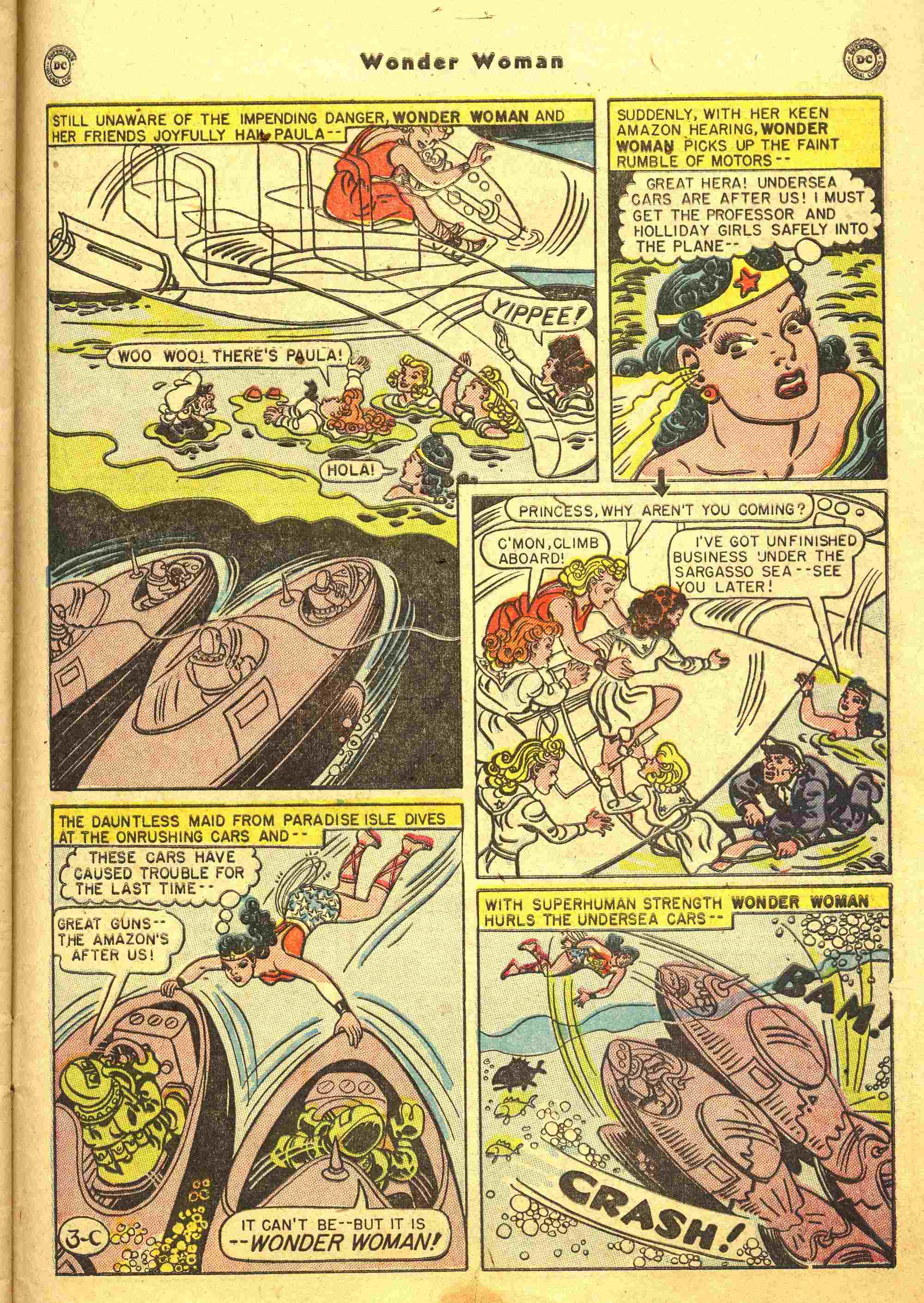 Read online Wonder Woman (1942) comic -  Issue #44 - 28