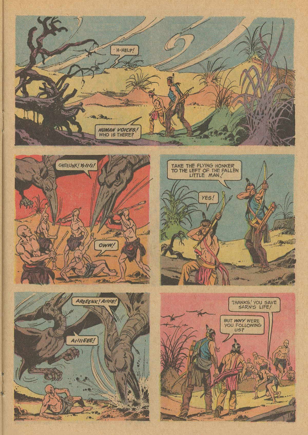 Read online Turok, Son of Stone comic -  Issue #83 - 21