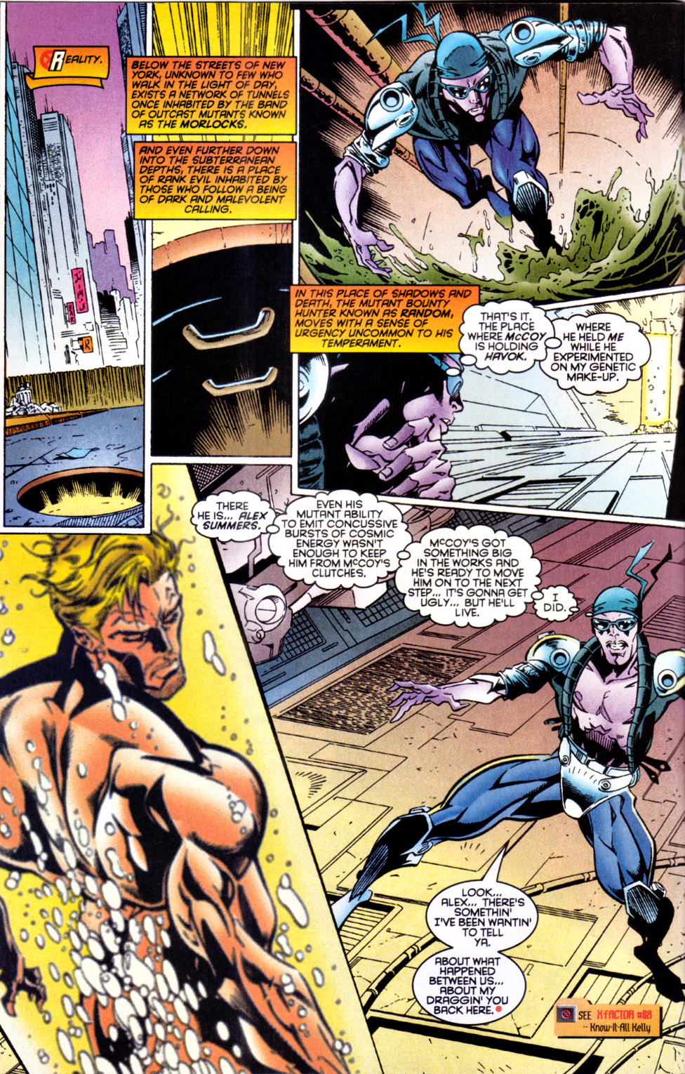 Read online X-Factor (1986) comic -  Issue #124 - 5