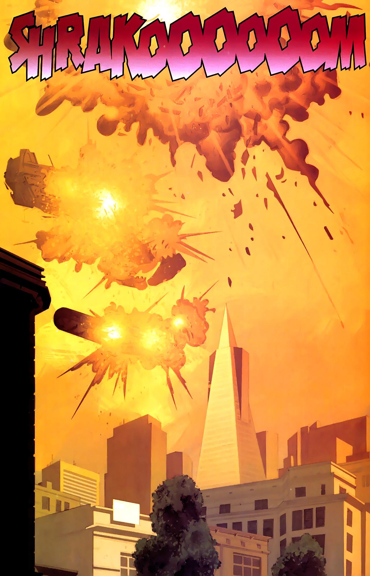 Read online Secret Invasion: X-Men comic -  Issue #4 - 23