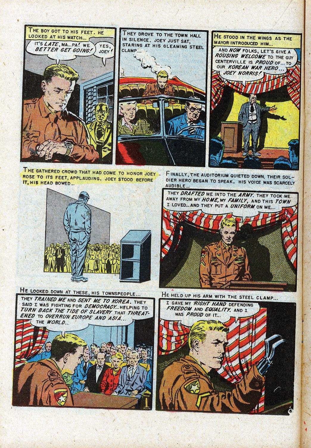 Read online Shock SuspenStories comic -  Issue #11 - 16