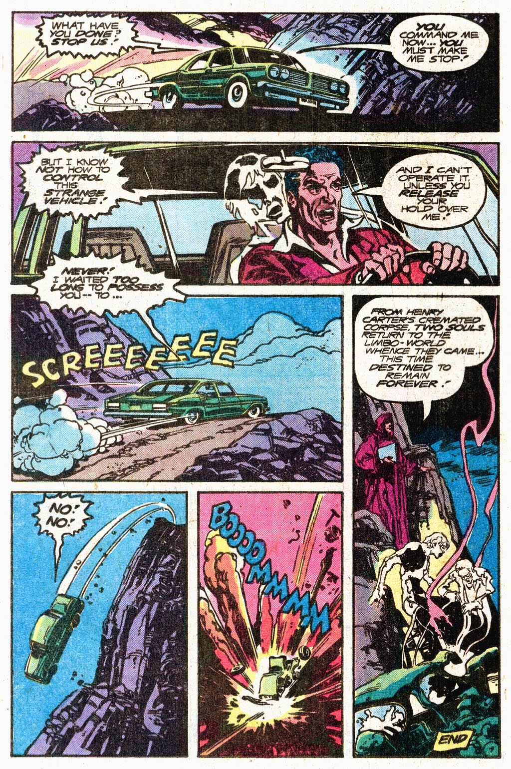 Read online Secrets of Haunted House comic -  Issue #24 - 12