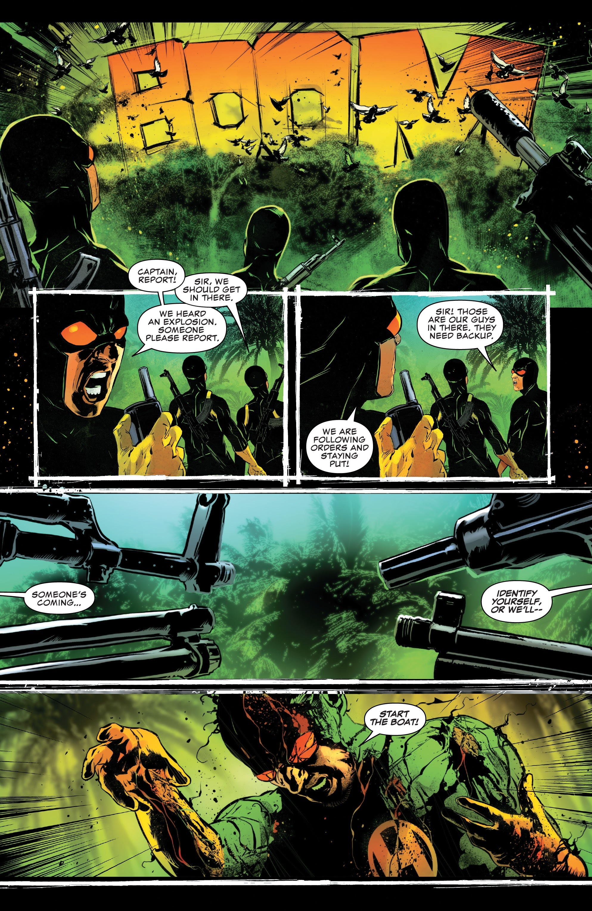 Read online The Punisher (2018) comic -  Issue #12 - 17