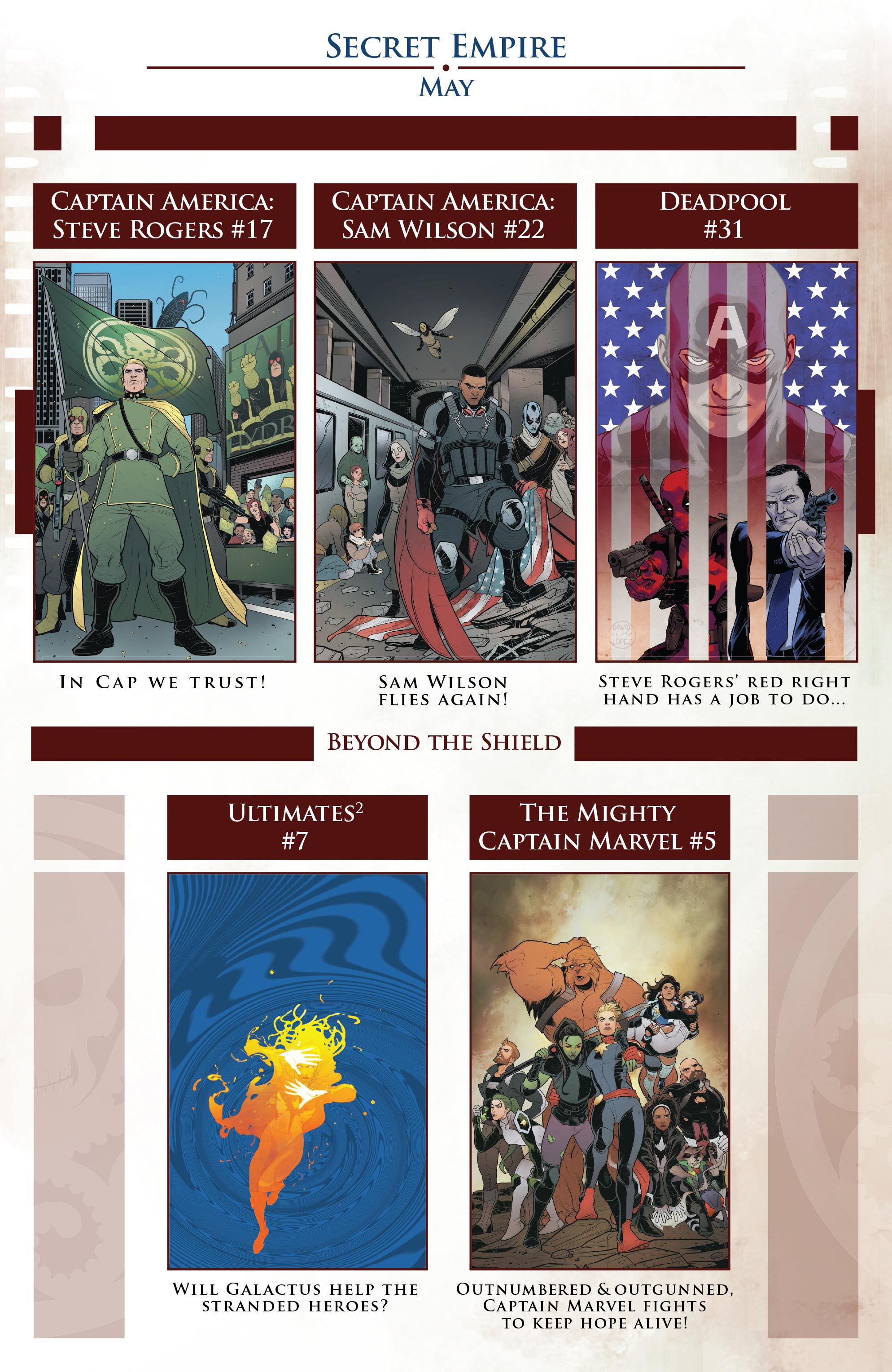 Read online Secret Empire comic -  Issue #2 - 31