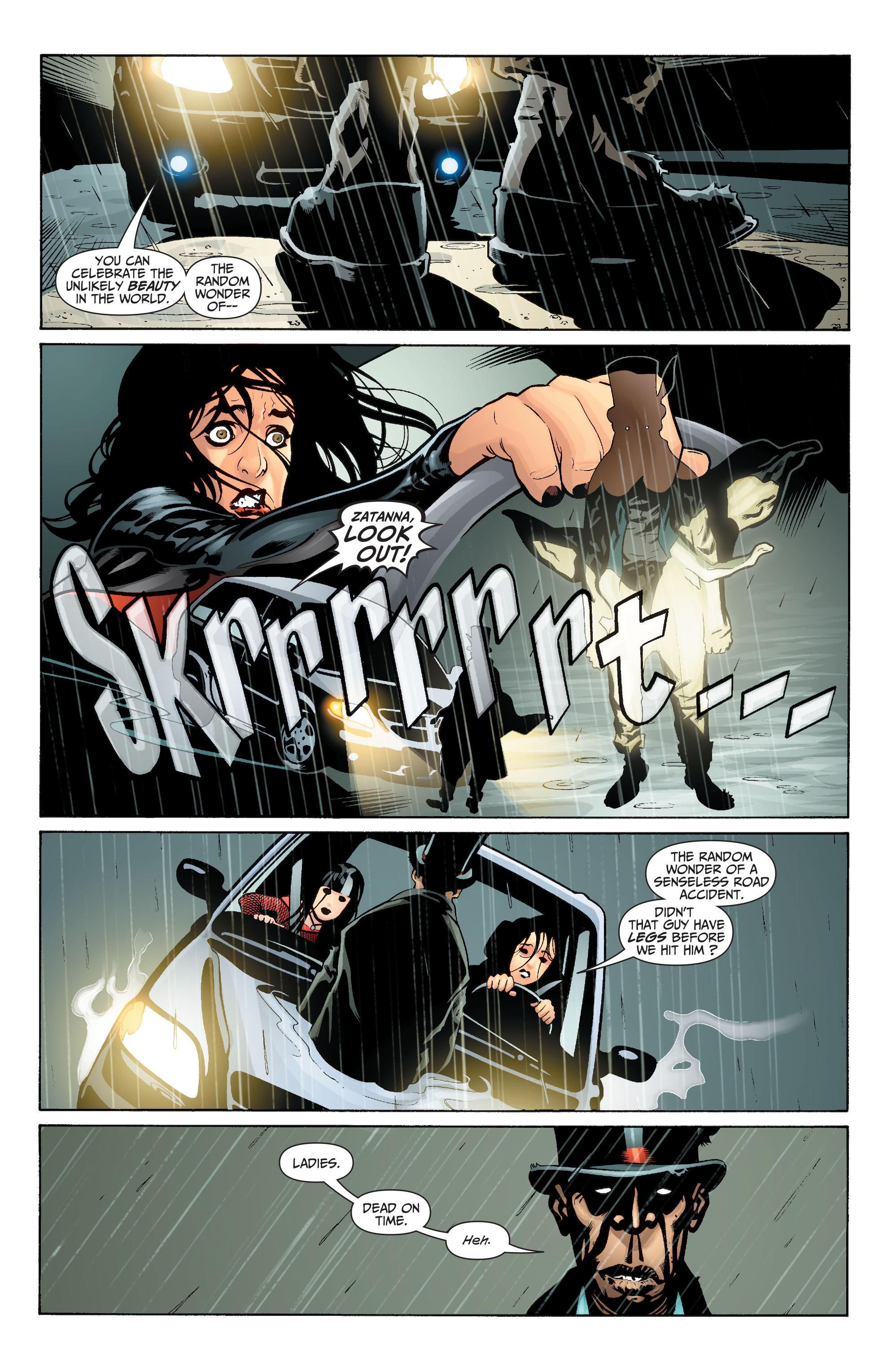 Read online Seven Soldiers: Zatanna comic -  Issue #3 - 7