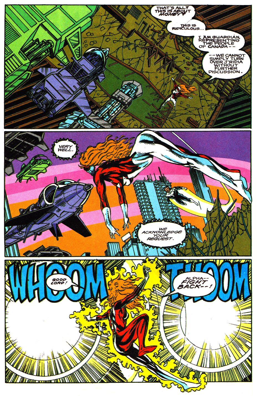 Read online Alpha Flight Special comic -  Issue #1 - 18