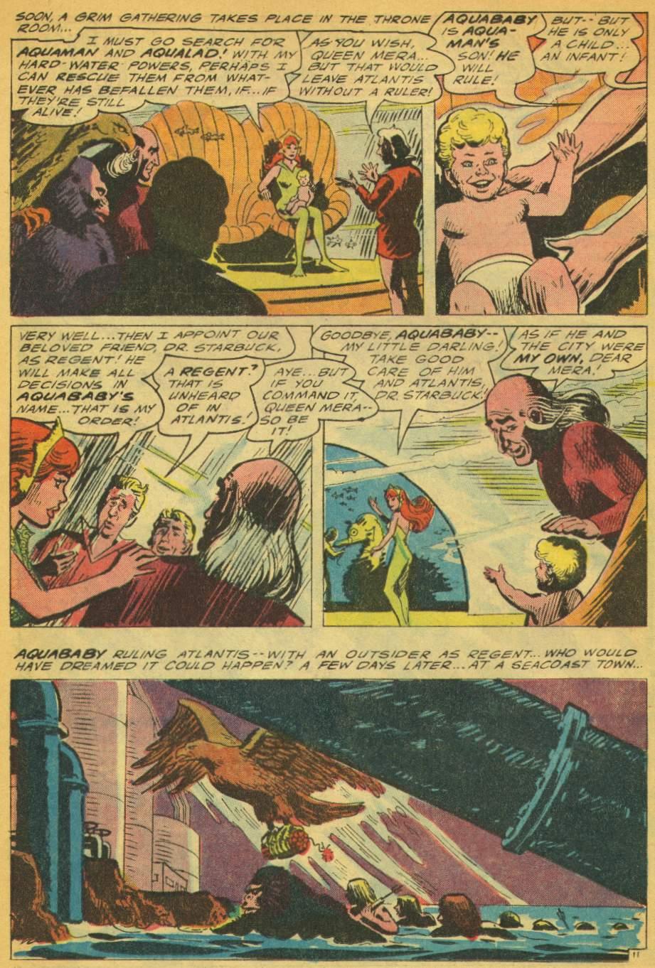Read online Aquaman (1962) comic -  Issue #28 - 16