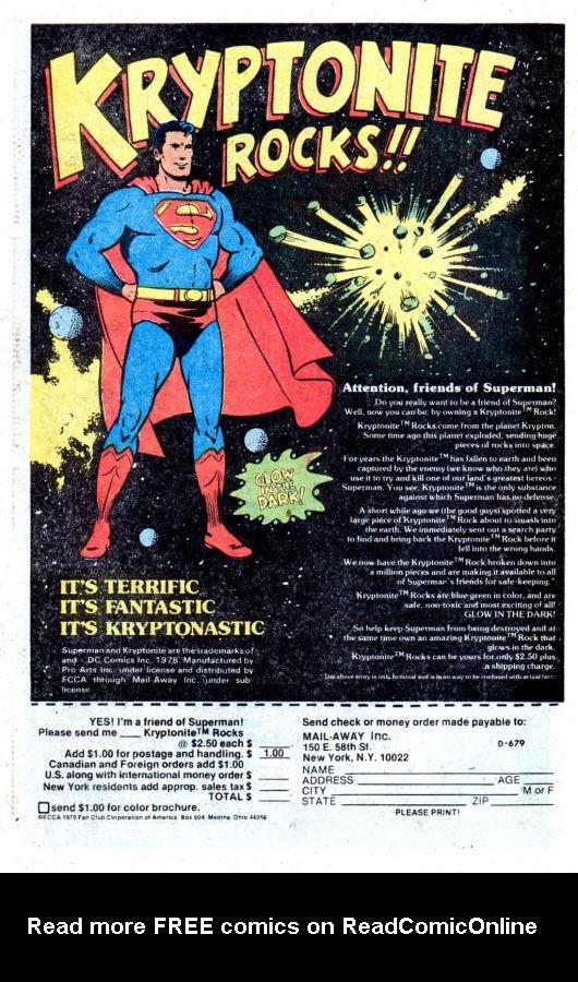 Read online Wonder Woman (1942) comic -  Issue #256 - 26