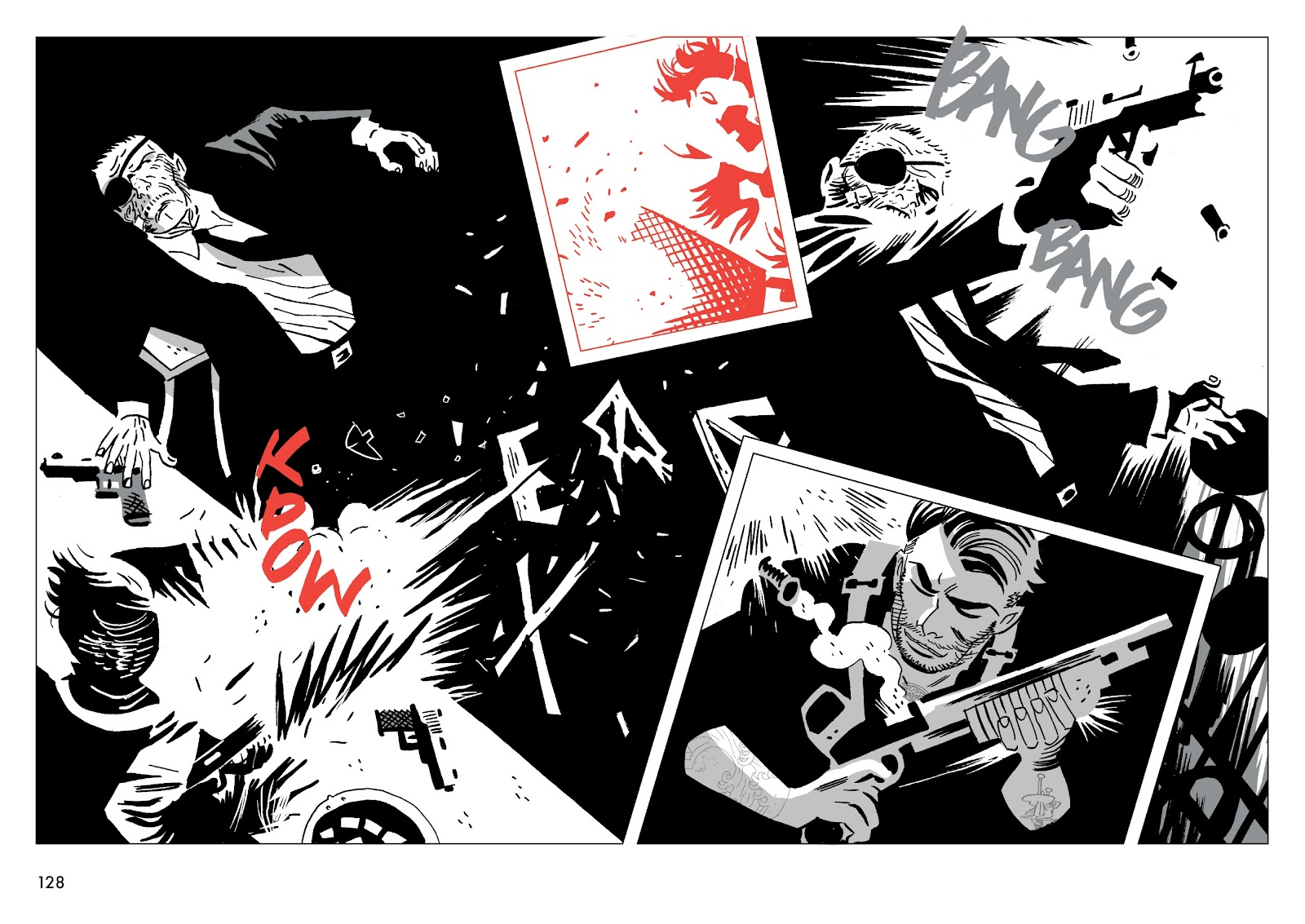 Read online Polar comic -  Issue # TPB The Kaiser Falls (Part 2) - 30