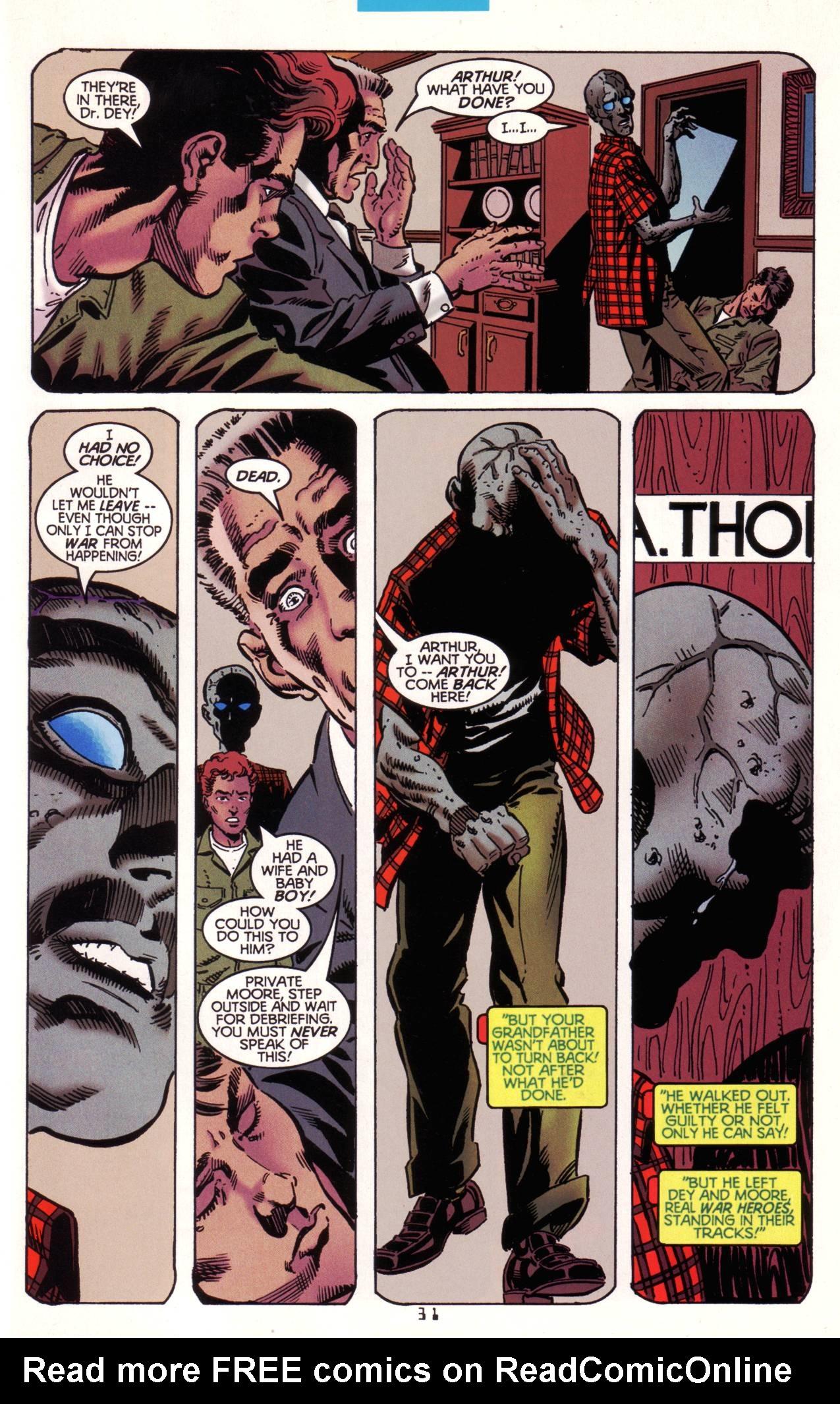 Read online Tangent Comics/ The Atom comic -  Issue # Full - 32