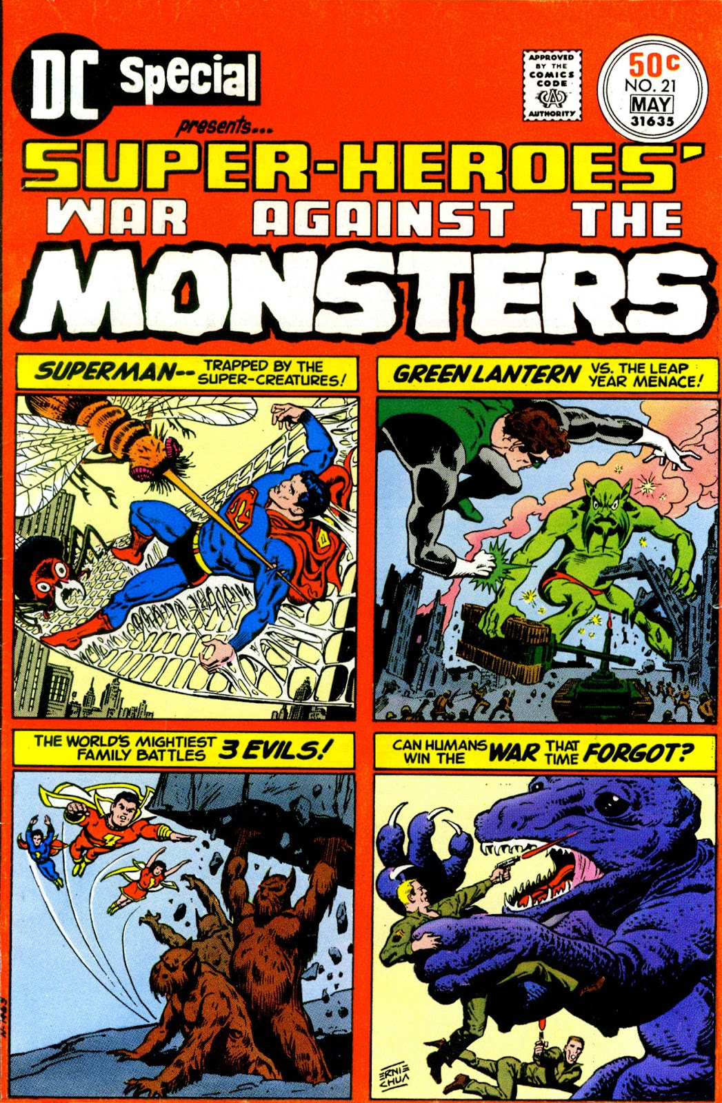 DC Special (1975) issue 21 - Page 1