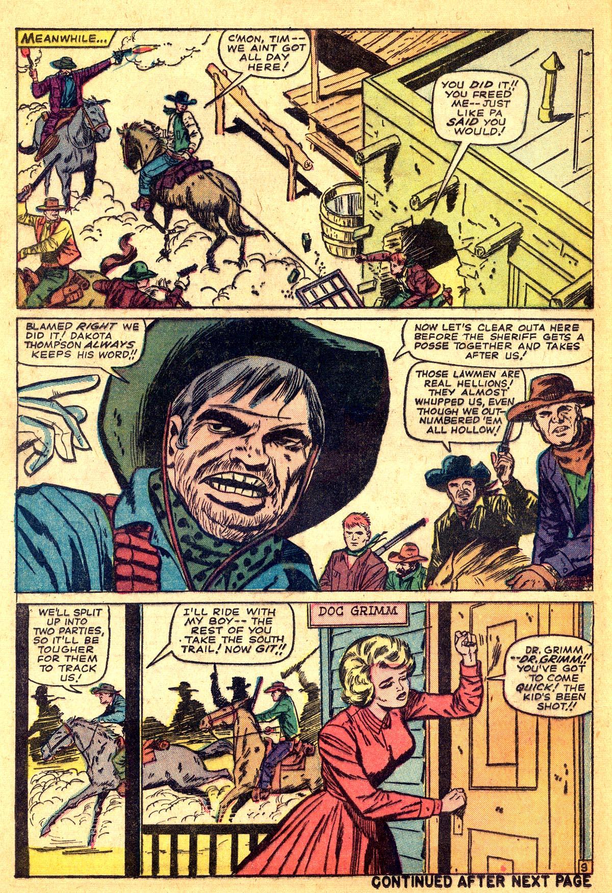 Read online Two-Gun Kid comic -  Issue #74 - 12