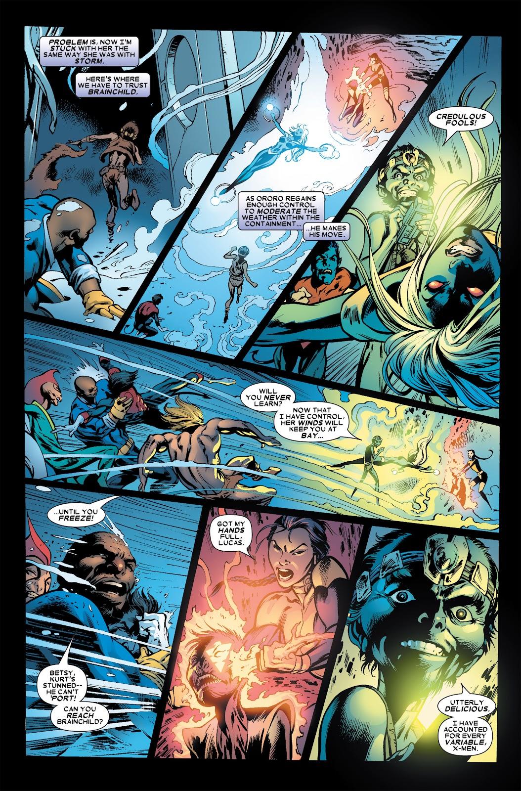 Uncanny X-Men (1963) issue 459 - Page 17