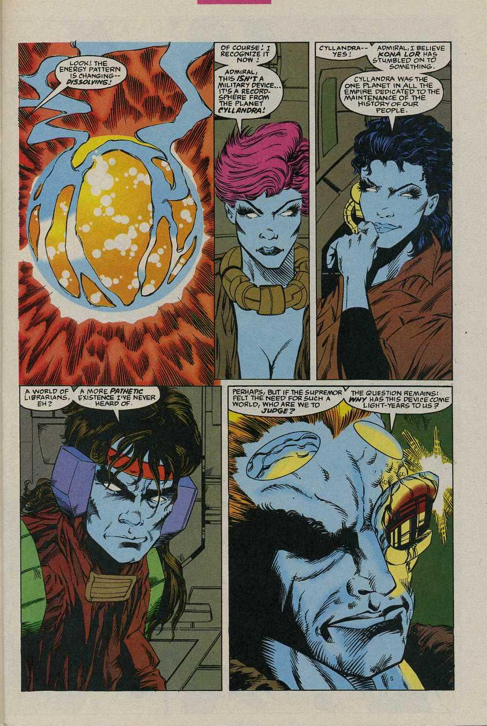 Read online Avengers Strike File comic -  Issue # Full - 6