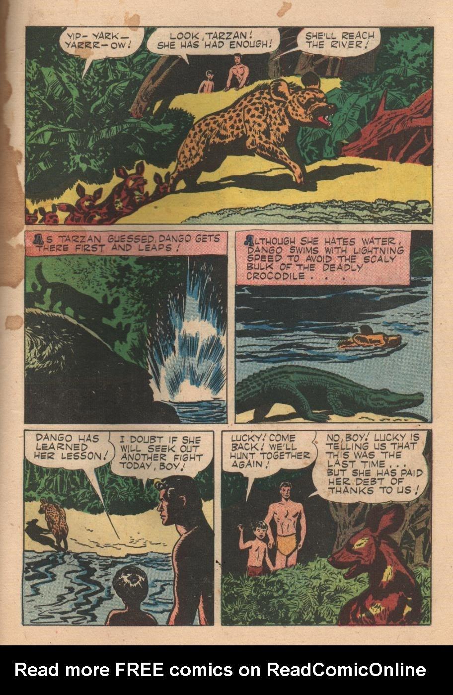 Tarzan (1948) issue 84 - Page 27
