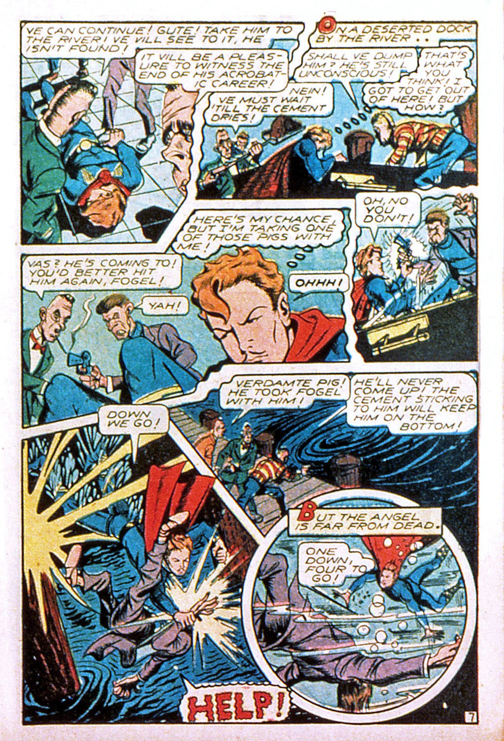 Read online Mystic Comics (1944) comic -  Issue #2 - 9