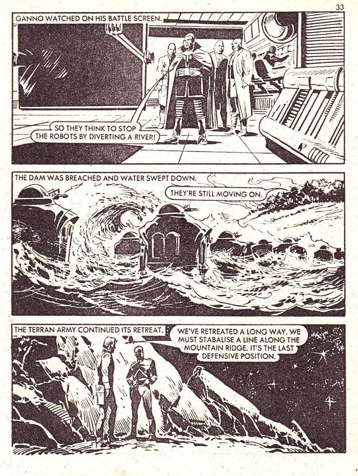 Starblazer issue 72 - Page 33
