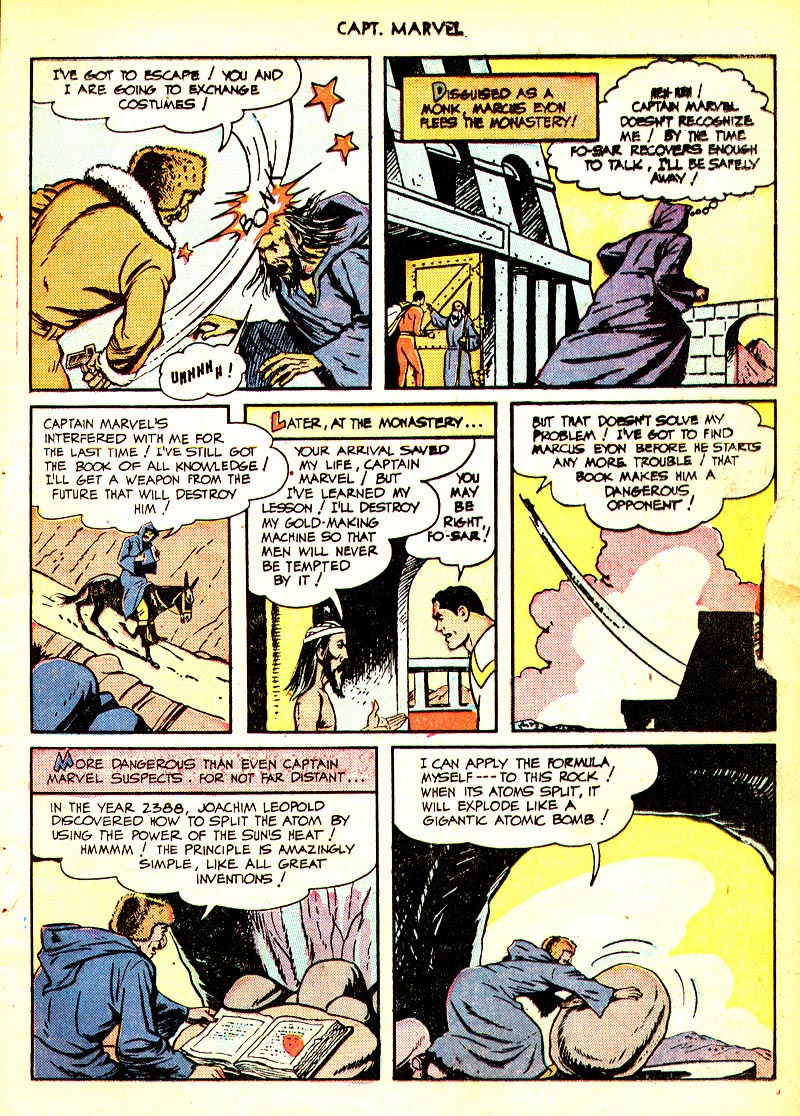 Captain Marvel Adventures issue 93 - Page 11