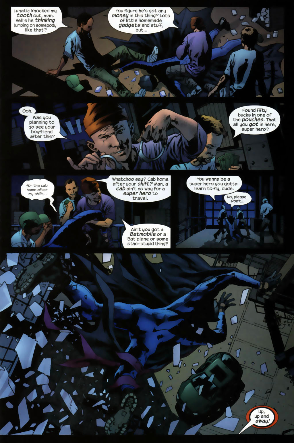 Read online Ultimates 2 comic -  Issue #6 - 17