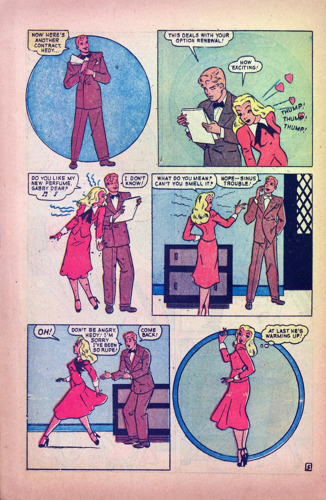 Read online Joker Comics comic -  Issue #38 - 16