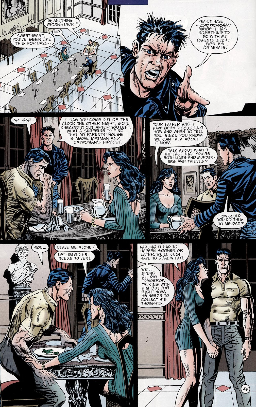 Catwoman (1993) Annual 3 #3 - English 25