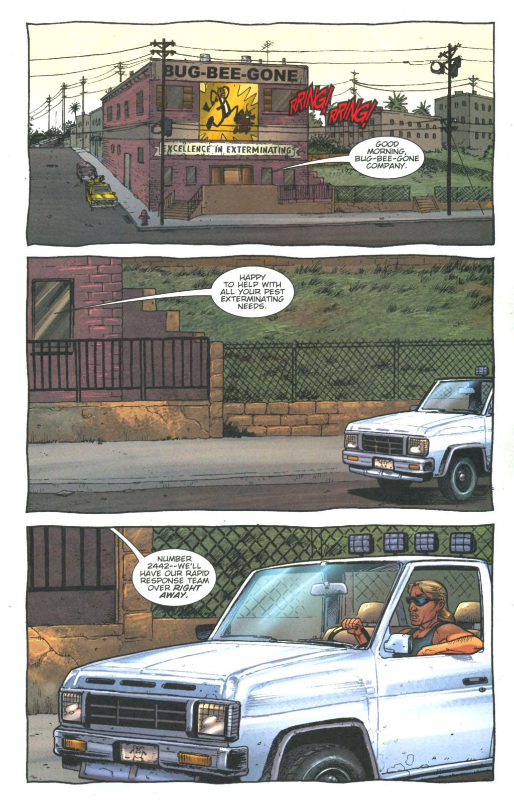 Read online The Exterminators comic -  Issue #6 - 6