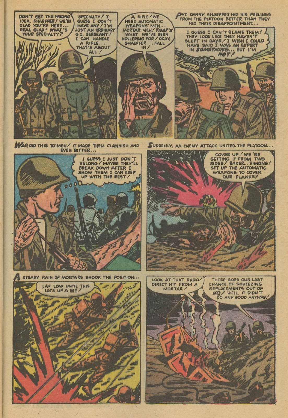 War Is Hell (1973) issue 5 - Page 29