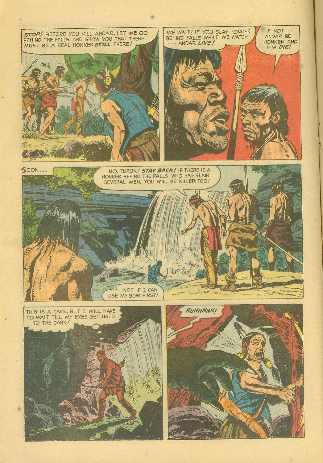Read online Turok, Son of Stone comic -  Issue #25 - 14