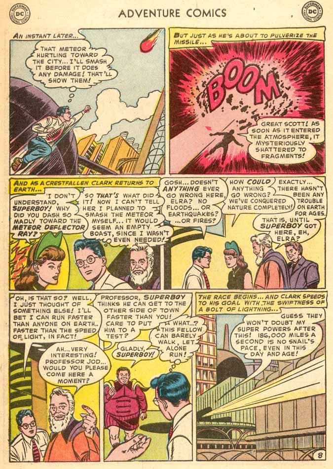 Read online Adventure Comics (1938) comic -  Issue #187 - 10