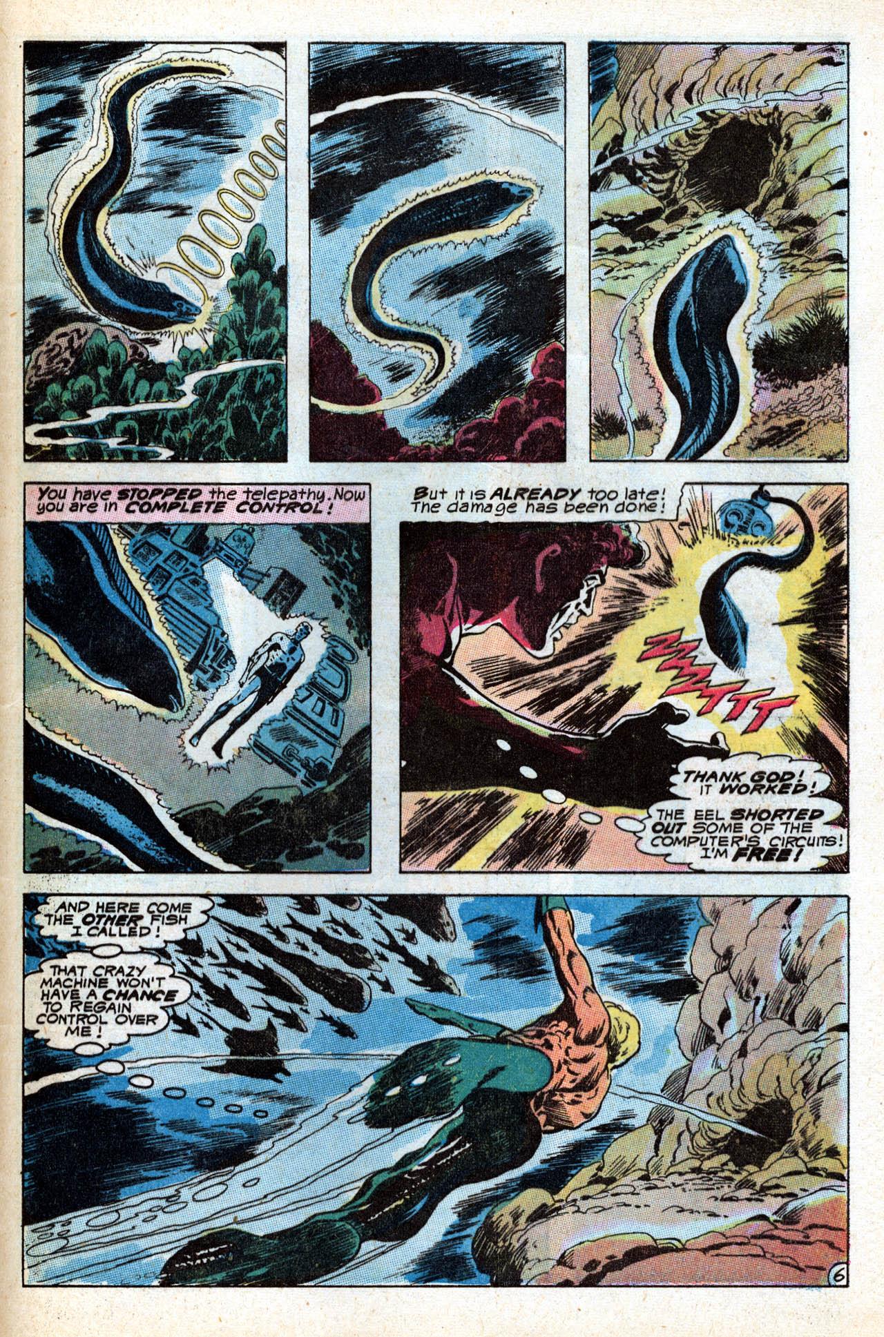 Read online Aquaman (1962) comic -  Issue #55 - 29