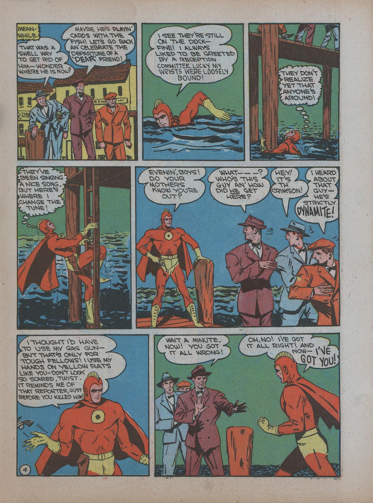 Read online Detective Comics (1937) comic -  Issue #48 - 55