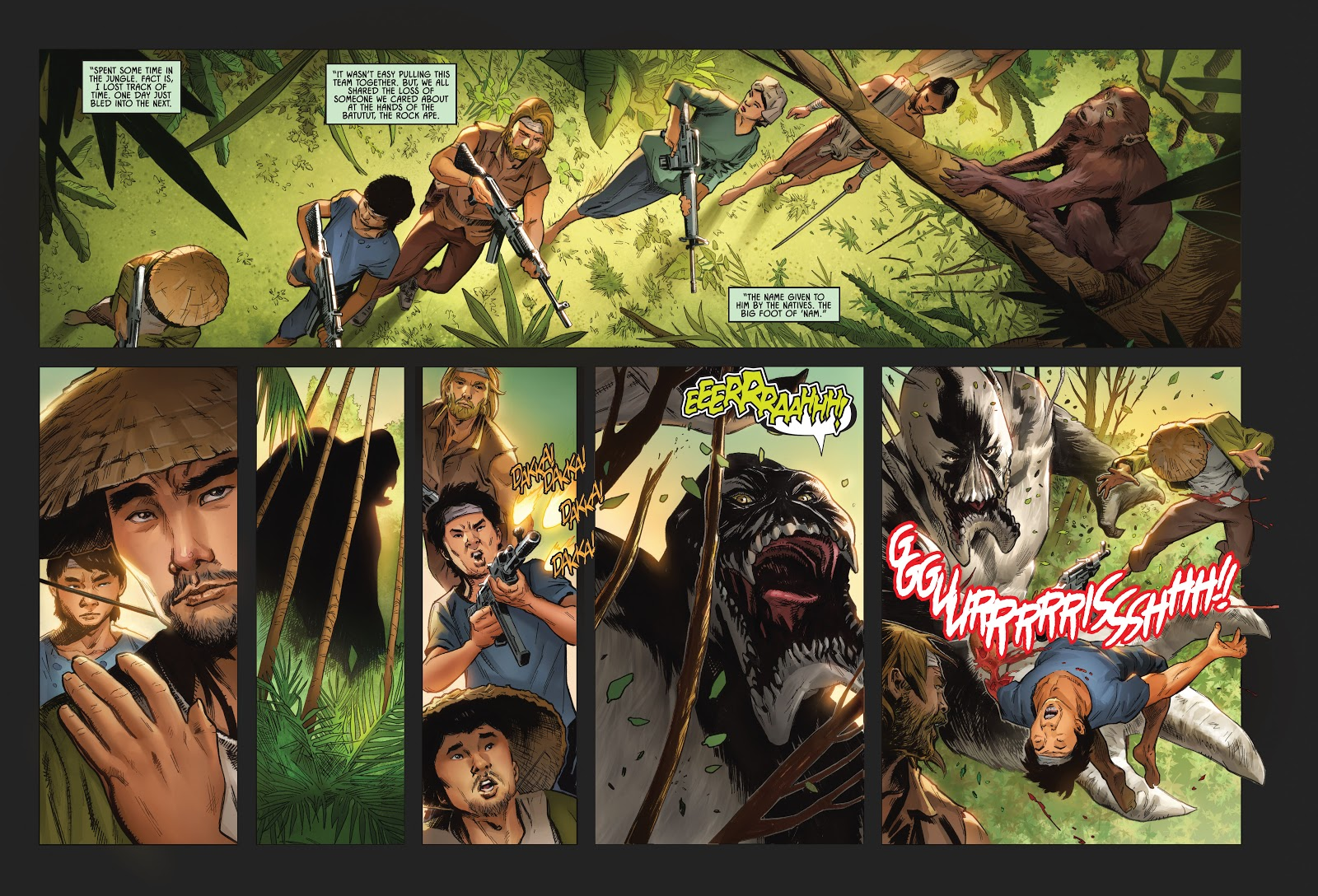 Savage Circus issue 1 - Page 4