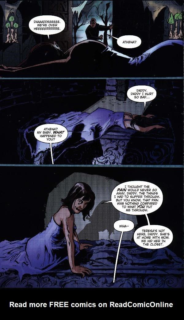 Read online Vampire the Masquerade comic -  Issue # Nosferatu - 48