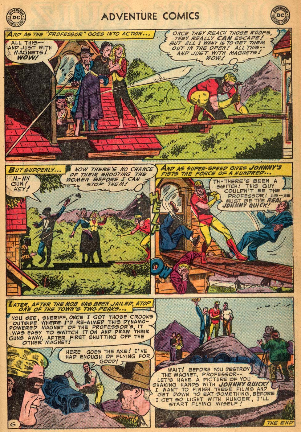 Read online Adventure Comics (1938) comic -  Issue #200 - 29