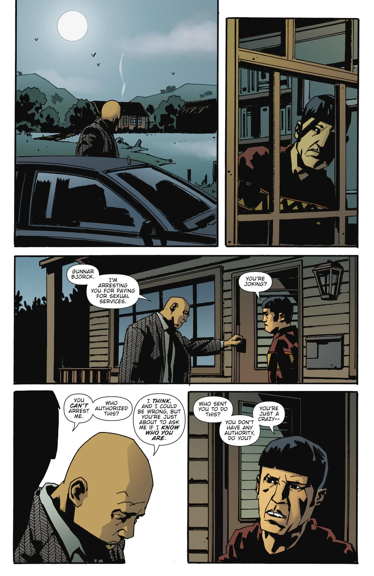 Read online The Girl Who Kicked The Hornet's Nest comic -  Issue # TPB - 24