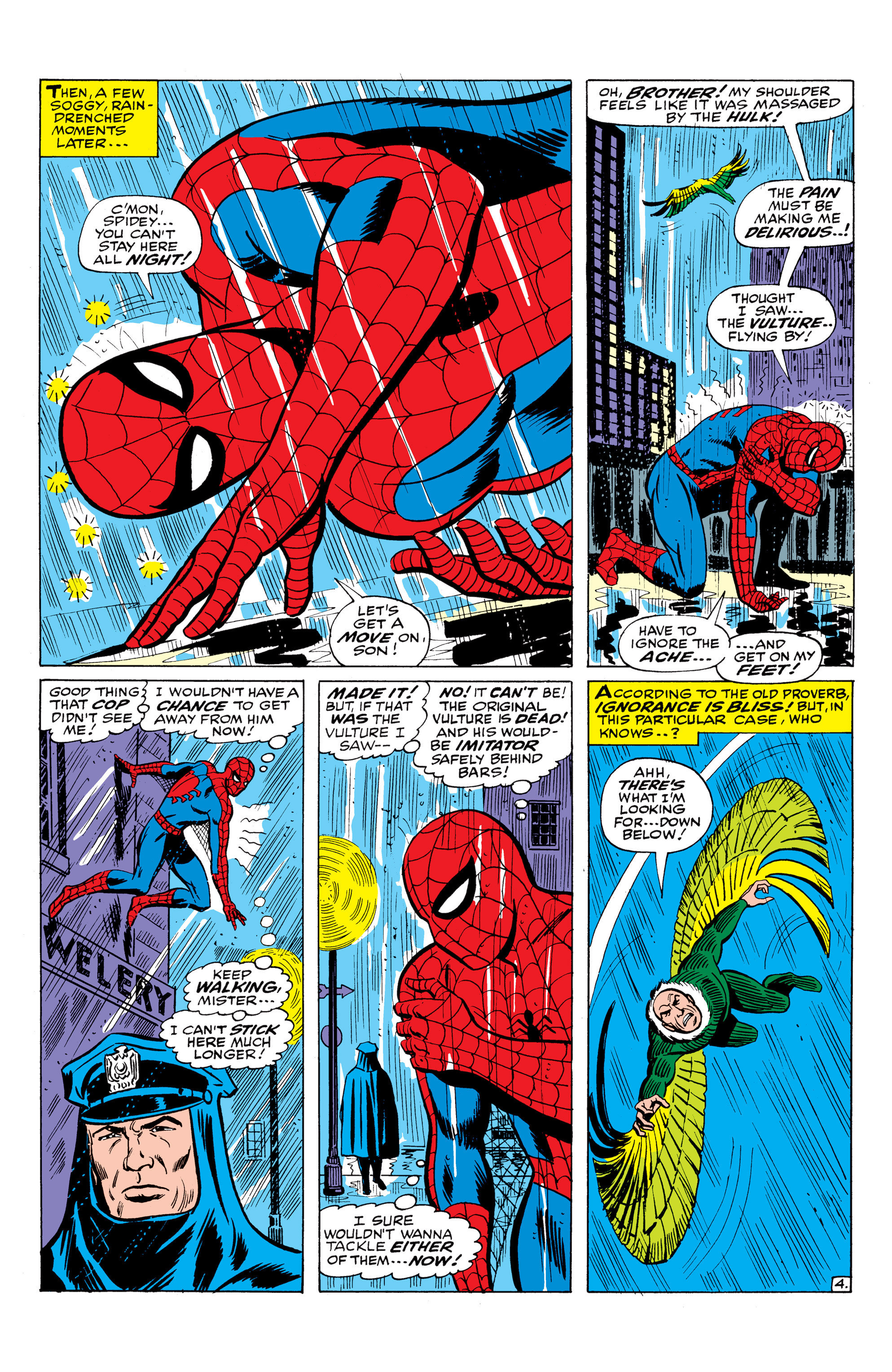 The Amazing Spider-Man (1963) 63 Page 4