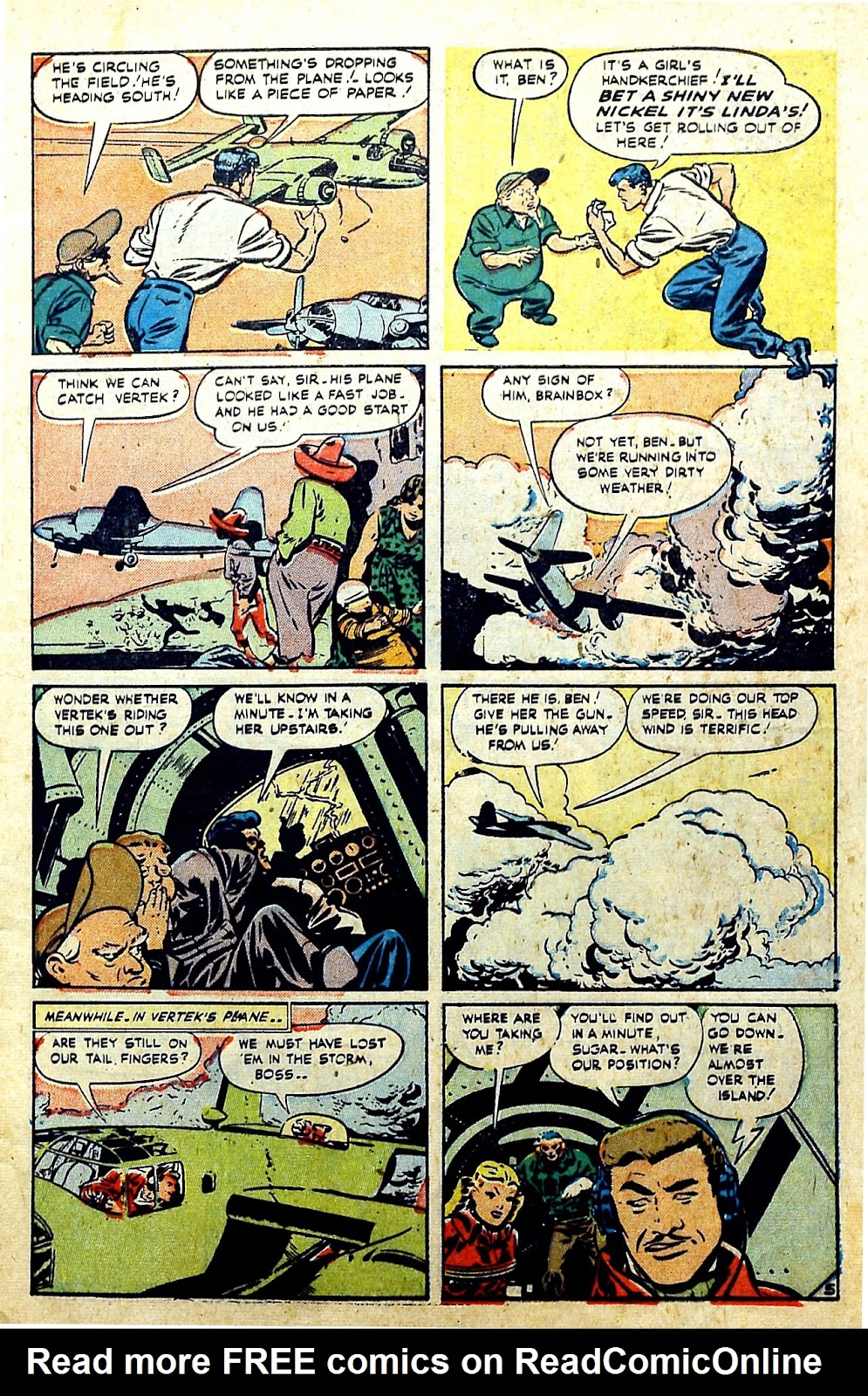 Read online Famous Funnies comic -  Issue #185 - 6